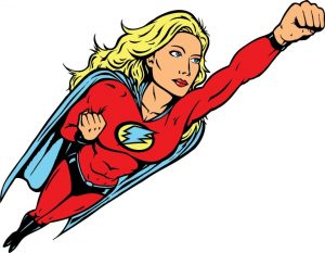 Superwoman - Torsdagsboostklubben