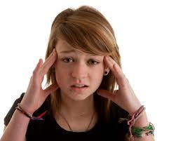 Min datter på 9 fik angst og stoppede med at spise
